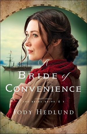 A Bride of Convenience Cover
