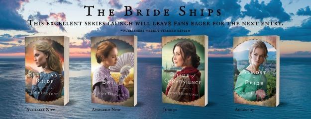 Bride Ships Series